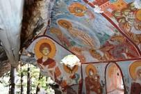 YOL ÇALIŞMASI - Sümela Manastırı'nda Yeni Bulunan Şapel İlk Kez Görüntülendi