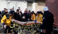 Sungurlu'da Trafik Kazası; 1 Yaralı