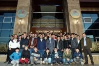 YEŞILTEPE - Türkiye'nin En Büyük Gençlik Merkezinde Buluştular