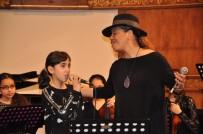 KLASIK MÜZIK - Ünlü Caz Duayeni Sahneyi Çocuklarla Paylaştı