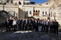 Ürgüp'te Yerel Buluşmalar Toplantısı Yapıldı