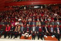 AYHAN YıLMAZ - Yalçın Akdoğan Gebze'de Konferans Verdi