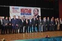 MUSTAFA BALOĞLU - AK Parti Akşehir'de Yeni Başkan Çardakoğlu