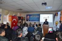 SÜLEYMAN ŞIMŞEK - AK Parti Darende Gençlik Kolları Başkanlığında Kongre Heyecanı