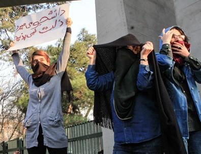 İran'daki Halk Gösterilerinin Boyutu Ve Nedenleri