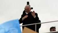 Başbakan Yıldırım, AK Parti Isparta 6. Olağan Kongresi'ne Katıldı