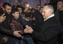 Başbakan Yıldırım Isparta Valiliği'ni Ziyaret Etti
