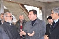 ABDULLAH ÖZTÜRK - Başkan Bakıcı Aşevi Ve Kur'an Kursu Binasının Törenine Katıldı