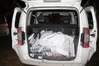 SİVİL POLİS - Büfe Hırsızları Önce Kameraya, Sonra Polise Yakalandı
