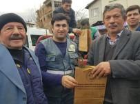 Büyükorhan 'Yeni Yıla Ağaç Keserek Değil, Fidan Dikerek Giriyor