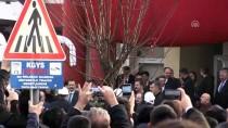 BİLİM SANAYİ VE TEKNOLOJİ BAKANI - Cumhurbaşkanı Erdoğan'dan Şehit Ailesine Ziyaret