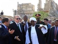 MURAT BARDAKÇI - Cumhurbaşkanı Erdoğan'ın Sudan ziyaretinde çok çarpıcı olay