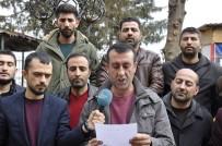 KAPSAM DIŞI - Diyarbakır'da Hastanelerin Hizmet Personelleri Kadro İstedi