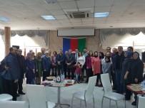 HAYDAR ALİYEV - Dünya Azerbaycanlılar Dayanışma Günü Turgutlu'da Da Kutlandı