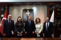 ÇOCUK MECLİSİ - Eko-Okullar Çevre Çocuk Meclisi Yeni Başkanını Seçti