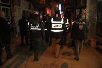 Elazığ'da Huzur 23  Uygulaması Açıklaması Aranan 2 Kişi Yakalandı