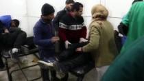 MİSKET BOMBASI - Esed'in Doğu Guta'daki Saldırılarında Son İki Günde 21 Sivil Öldü