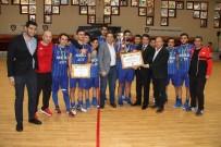 AVRUPA ŞAMPİYONU - Gaziantep Polis Gücü Namağlup Şampiyon