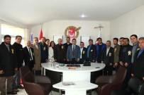 NURULLAH KAYA - Gazipaşa Gazeteciler Ve Yazarlar Cemiyeti İlk Kongresini Yaptı