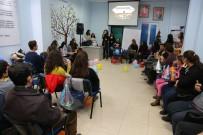 BÜYÜKDERE - Gençlik Merkezlerinde Yeni Yıl Coşkusu