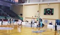 RECEP YAZıCıOĞLU - Haliliye Basketbol Yüksekçıta'yı Kolay Geçti