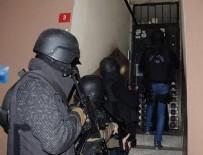 DAEŞ - İstanbul'da terör örgütü DEAŞ'a operasyon: 20 gözaltı