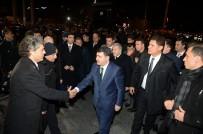 İSTANBUL EMNIYET MÜDÜRÜ - İstanbul Valisi Şahin, Taksim Meydanı'nda İncelemelerde Bulundu