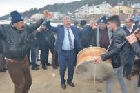 DAVUL ZURNA - Koyuhisar'da Kış Festivali Düzenlendi