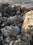 MUTFAK TÜPÜ - Nusaybin'de El Yapımı Patlayıcı Ele Geçirildi