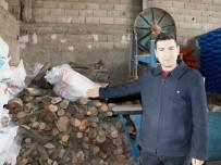 MURAT ÖZTÜRK - Odun Satıcılarını Önce Döviz, Ardından Gelmeyen Kış Vurdu