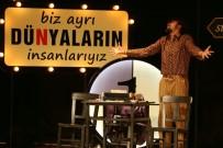 HASAN POLATKAN - Odunpazarı Belediye Tiyatrosu'ndan 2017'De 108 Oyun