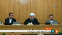 İRANLıLAR - Ruhani İlk Kez Konuştu Açıklaması 'İranlılar, İran Hükümetini Protesto Etmek Ve Eleştirmekte Özgürdürler'