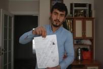 ÇÜRÜK RAPORU - Sara Hastası Genç Rapor Almaya Giderken Nöbet Geçirince Soyuldu