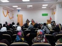 NAFAKA - Sığınmacı Kadınlara Yasal Haklar Eğitimi Gerçekleşti