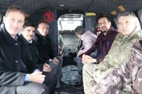ALİ FUAT ATİK - Siirt'te Asker Ve Koruculara Yeni Yıl Sürprizi