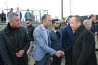 ALİ FUAT ATİK - Siirt'te 'Saflarımızı Sıklaştırıyoruz, Şehirlerin Kalbinde Buluşuyoruz' Programı