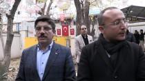 ALİ FUAT ATİK - Siirt Valisi Atik, Güvenlik Güçlerinin Yeni Yılını Kutladı