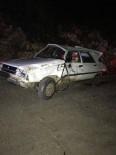 MUSTAFA ÇETİNKAYA - Trafik Kazası Geçiren Arkadaşına Yardıma Giderken Kaza Geçirip Canından Oldu