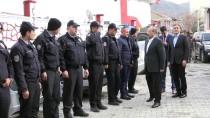 MEHMET KıLıÇ - Vali Ustaoğlu'ndan Güvenlik Güçlerine Moral Ziyareti