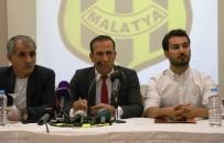 MALATYASPOR - Yeni Malatyaspor Yönetiminden Taraftara Transfer Müjdesi