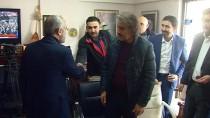 YALÇıN TOPÇU - Yerli Düşünce Derneği, 29. Vefat Yıl Dönümünde Seyyid Ahmet Arvasi'yi Andı