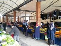 PAZAR ESNAFI - Zabıta Ekipleri İzmit'te Pazarları Denetledi