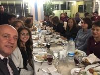 ONUR KONUKLARI - 35 Yıl Önceki Mezunların 9'Ncu Geleneksel Buluşması