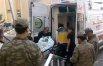 SÜLEYMAN ELBAN - Ağrı Cezaevinde Askerler Metan Gazından Zehirlendi