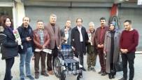 ENGELLİLER GÜNÜ - Ak Parti'den Engellilere Destek