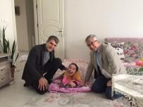 AK Parti Merkez İlçe Başkanı Öztürk'den Engelli Çocuklara Ziyaret