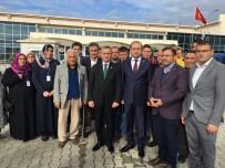 TÜRKIYE İŞADAMLARı VE SANAYICILER KONFEDERASYONU - AK Partili Milletvekilleri TUSKON Davasını Yakından Takip Etti