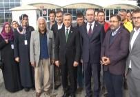 TÜRKIYE İŞADAMLARı VE SANAYICILER KONFEDERASYONU - AK Partili Vekiller TUSKON Davasını Yakından Takip Etti