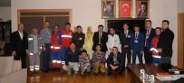 ENGELLİ PERSONEL - Altıeylül Belediye Başkanı Hasan Avcı Engellileri Kabul Etti