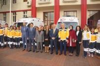 Aydın'a 1 Milyon Lira Değerinde 5 Yeni Ambulans